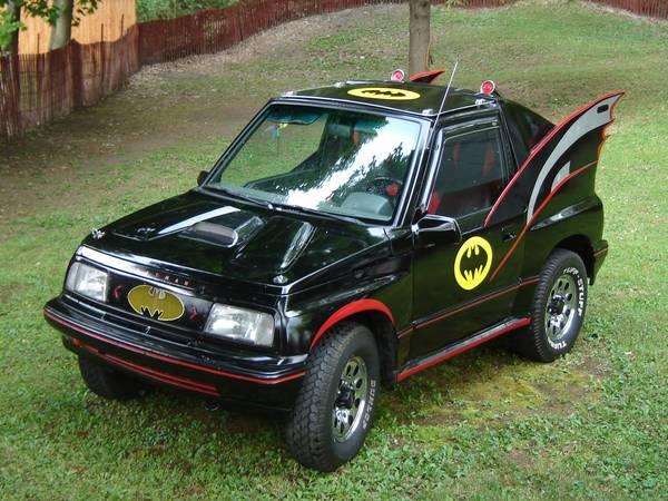 Best Of Craigslist 1991 Geo Tracker Batmobile