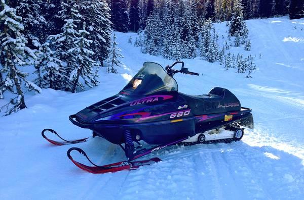 クレイグズリストのベスト tauntaun snowmobile