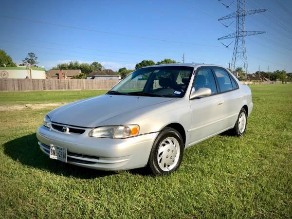 Best Of Craigslist 1999 Toyota Corolla Fine Af