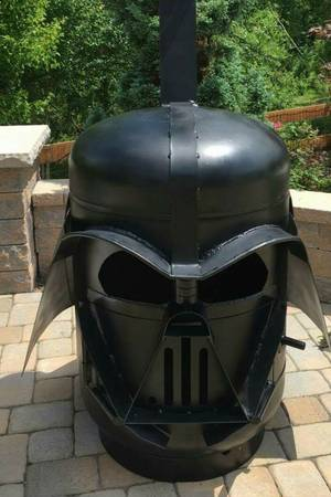 Best Of Craigslist Vader Custom Fire Pit