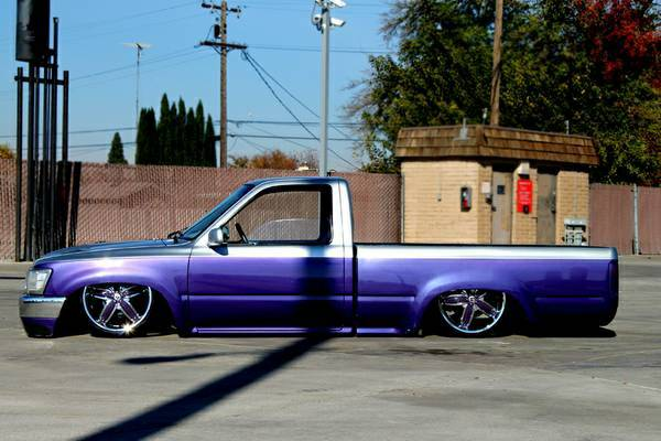 best of craigslist: Body drop toyota bagged